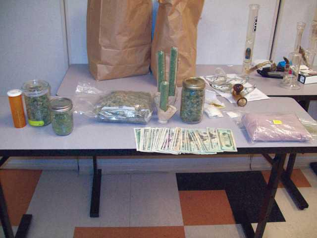 Bust nabs 5 on drug charges in Forsyth County - Gainesville Times