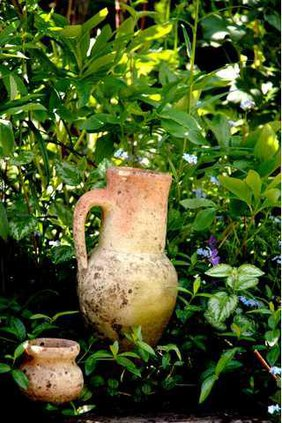 0204POTTERYgarden pot