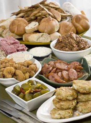Food Super Bowl Slide boae