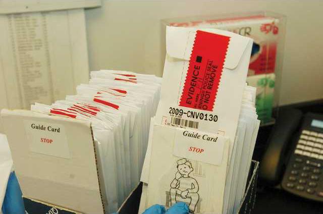 DNA fingerprints solving more crime puzzles - Gainesville Times