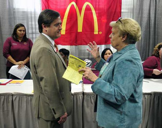 Job fair reveals ups, downs of local economy - Gainesville Times