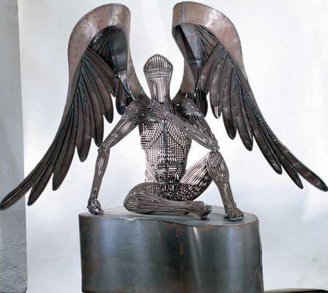 2012-sculptour winged-glory