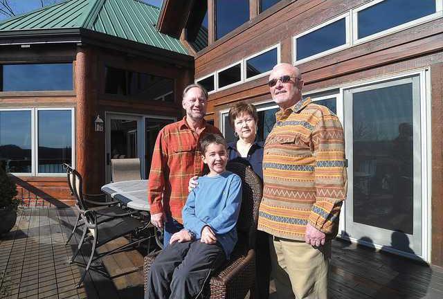 Lake Lanier home is featured in Schwarzenegger movie - Gainesville Times