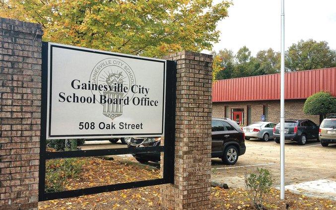 Gainesville School Board Office