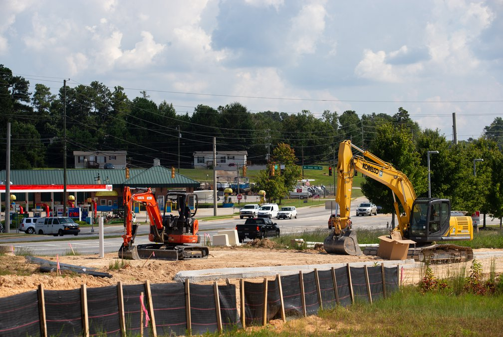Zips Car Wash Planned Off Winder Highway In Oakwood Gainesville Times