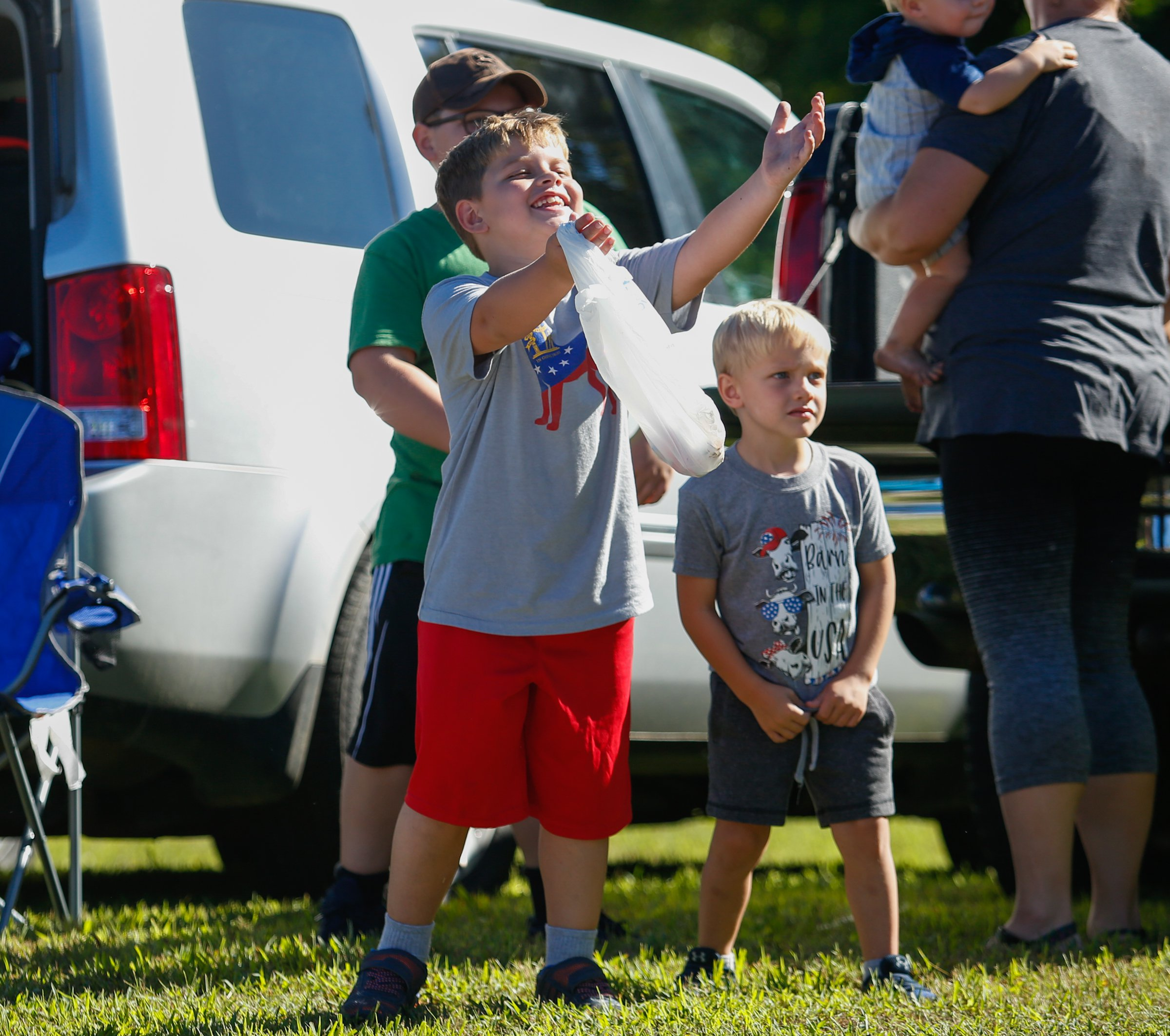 Clermont Days parade 2018