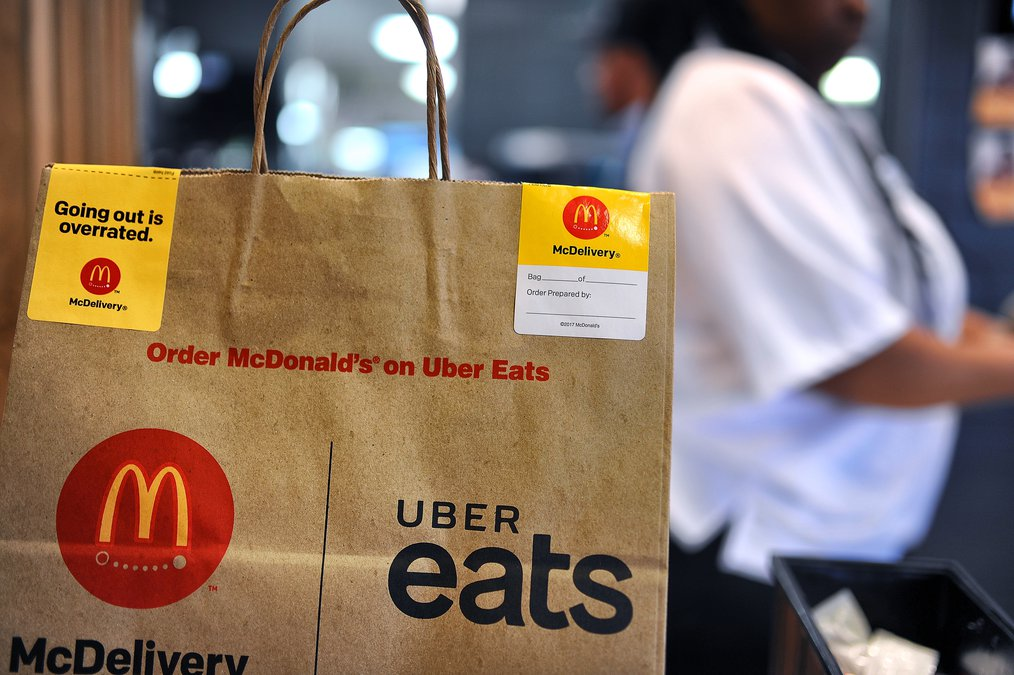 Hungry but too busy to go out? Food delivery options like UberEats