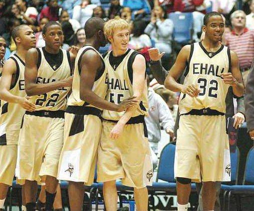 East Hall Basketball 2005