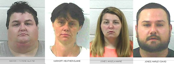 Parents accused of killing their 6-month-old boy, putting body in